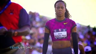Sanya Richards-Ross | Behind The Scenes | Episode 1