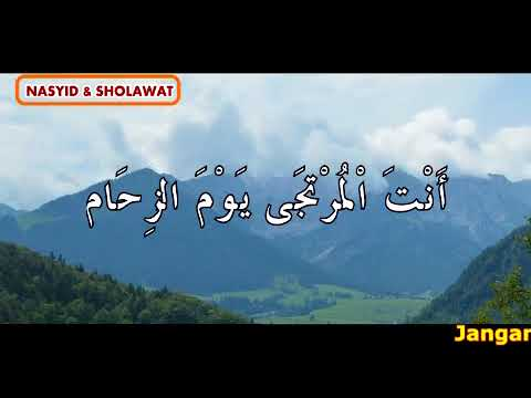 sholawat-nabi-~isyfa'-lana~teks-arab~sholawat-yang-banyak-di-cari