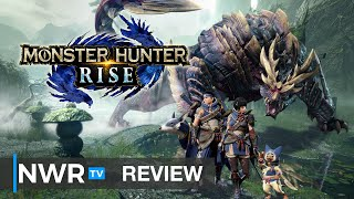 Monster Hunter Rise (Switch) Review - A Worthy Successor to World (Video Game Video Review)
