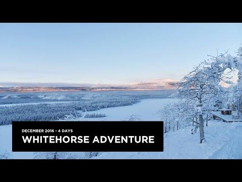 Whitehorse Yukon Christmas 2015
