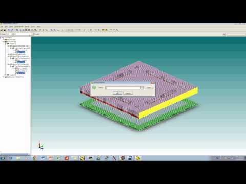 Coventorware mechanical video