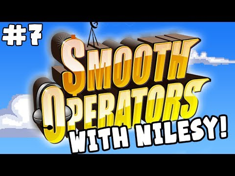 Nilesy plays Smooth Operators! Elevator Upgrade? Then You Can Get to Work Twice as Fast!