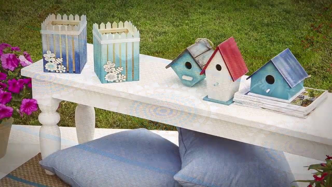 Summer Home Decor diy summer home decor | michaels - youtube