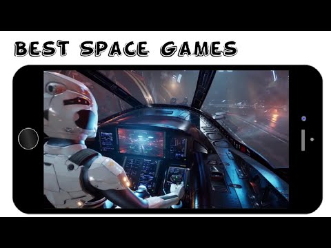 TOP 10 Best Mobile Space Games
