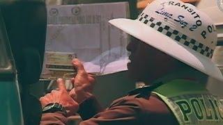 El policía 'incorruptible' se ha vuelto el terror de los conductores