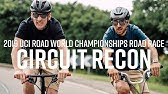 Matt Stephens rides the 2019 UCI Road World Championships Race CircuitSigma Sports