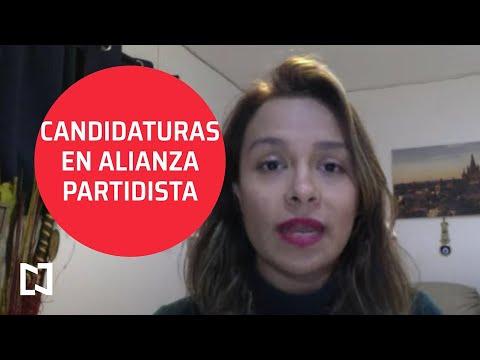Alianzas partidistas para el 2021