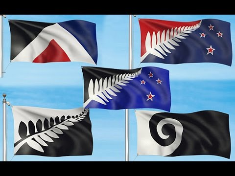 "Results of ""New Zealand"" flag referendum"