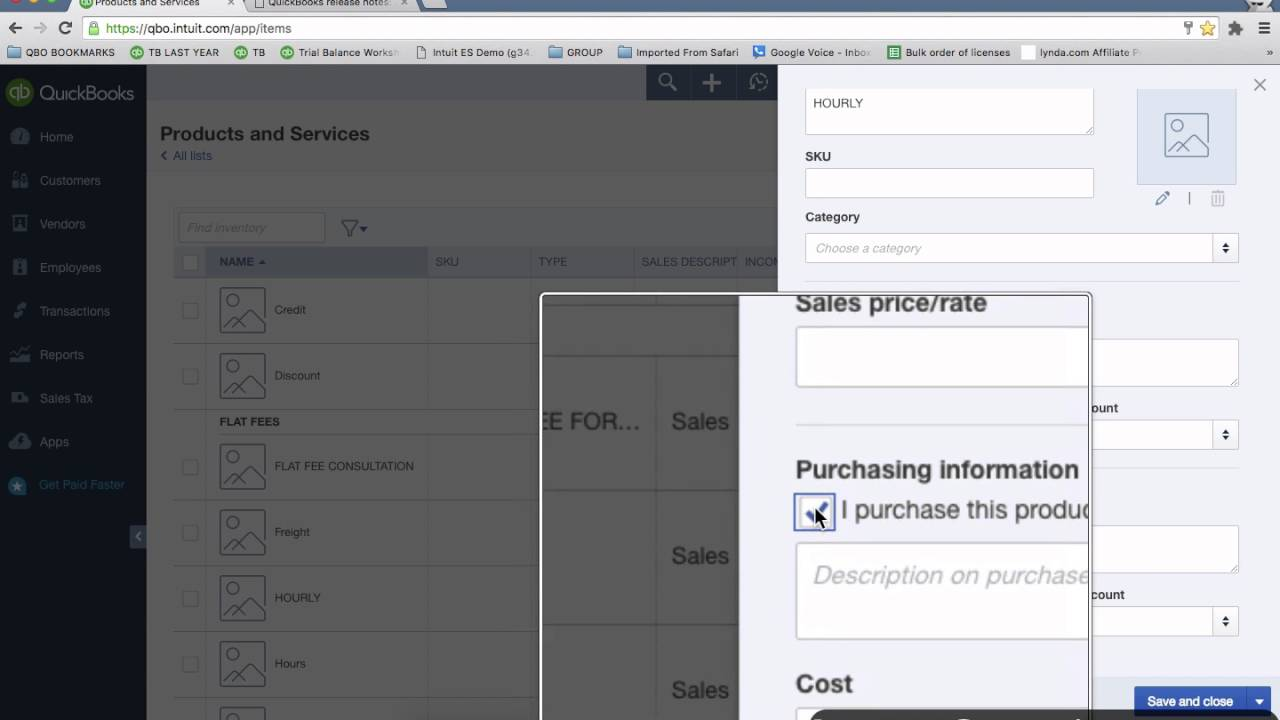 quickbooks online 2016 tutorial convert estimates to purchase orders and copy to invoices
