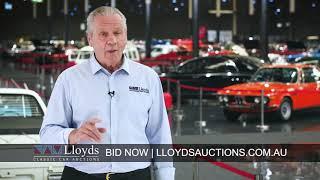 LLoyds Auctions   Gosford's Classic Car Museum Australian Models