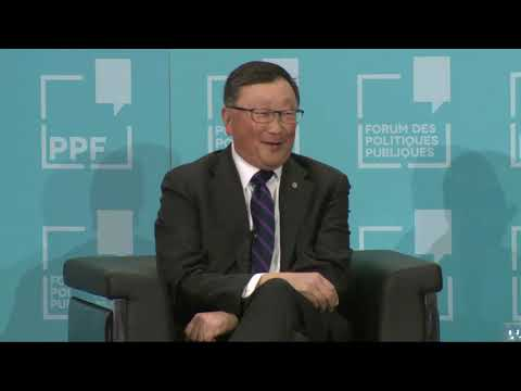 John Chen - Reimagining Canada's Tech Icon