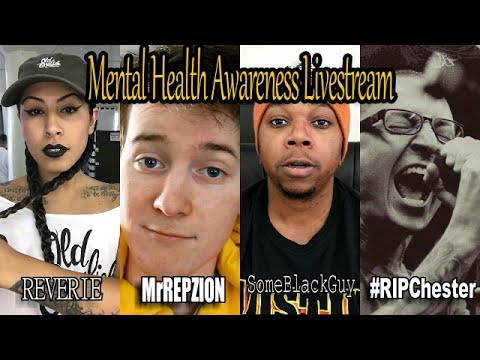 Mental Health Awareness with MrRepzion and REVERIE