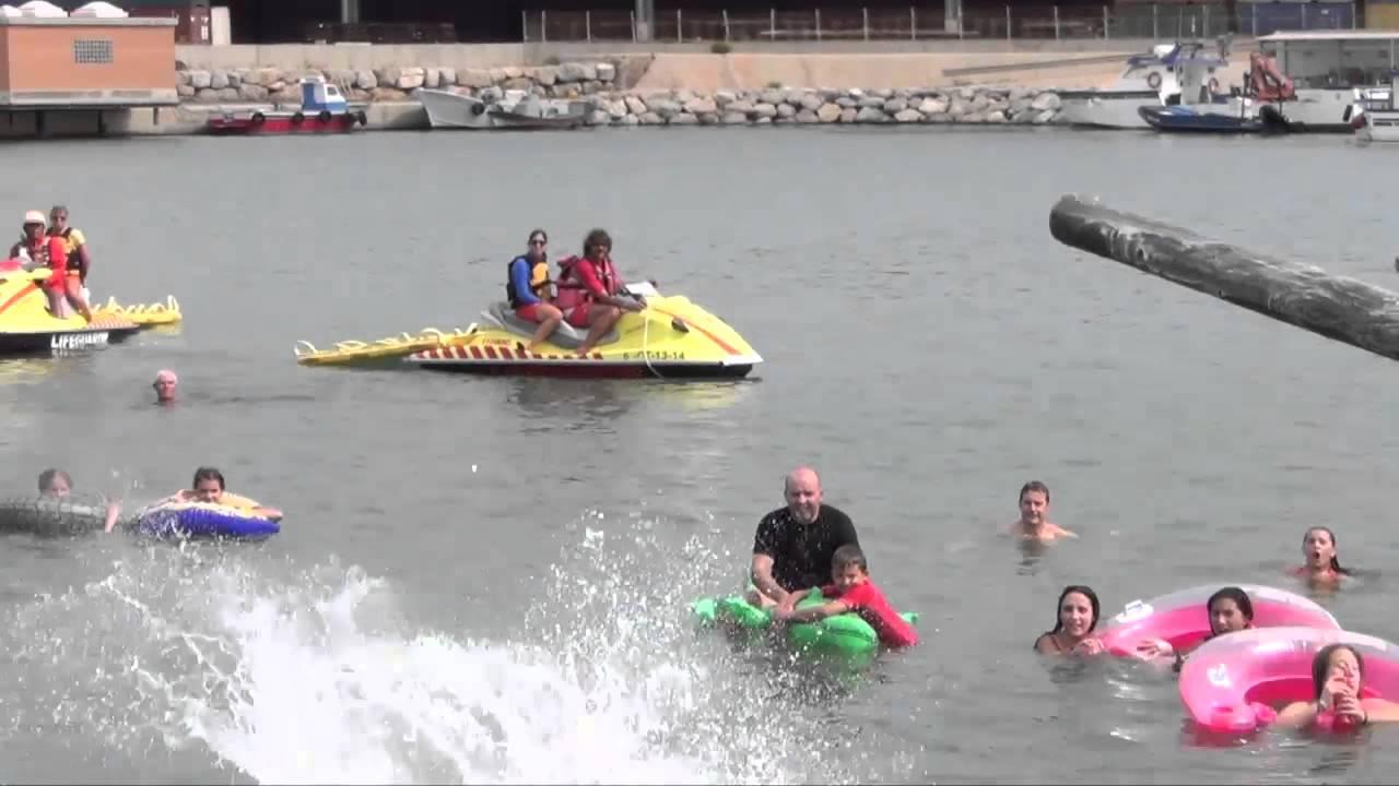 Concierto La Guardia Fiestas Puerto Sagunto 2015