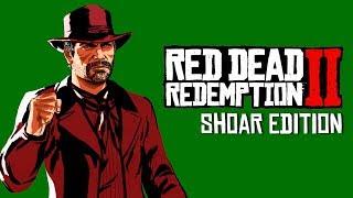 RDR2 SHOAR Edition - (How many times Arthur says Sure/Shoar) FT. MUNEH - [MEMES] - [YTP]