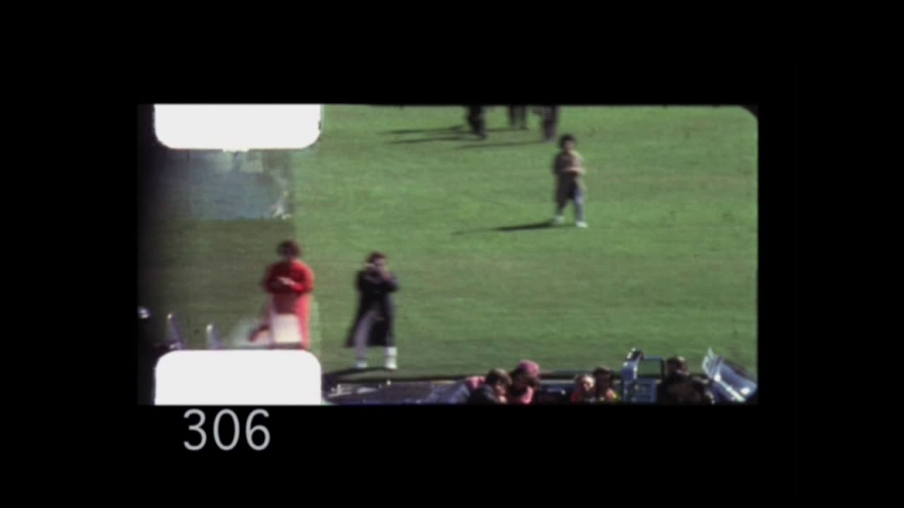 Zapruder Film HD 1080p Super High Quality Copy of JFK Assassination