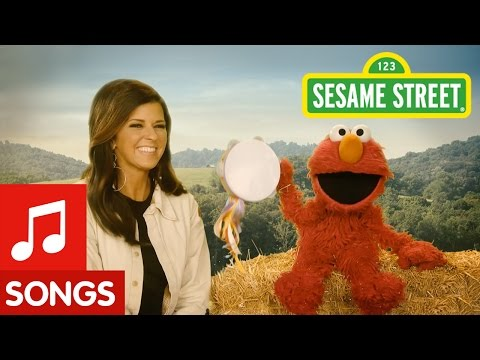 Sesame Street: I is for Instruments with Little Big Town