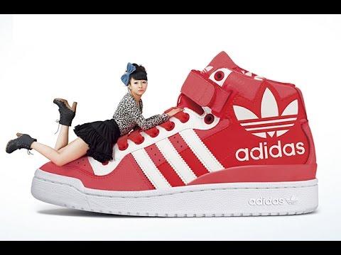 HB - Girls & Adidas (music video)