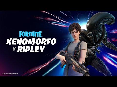 Ripley y el xenomorfo llegan a través del Punto cero