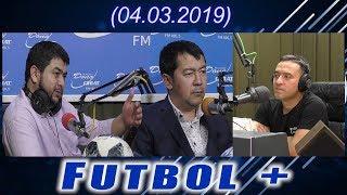 Футбол плюс (04.03.2019)