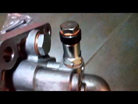 Насос топливный механический низкого давления Volvo FH12 Renault Magnum 35575