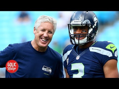 Adrian Long - Russell Wilson Becomes Highest-Paid NFL Player