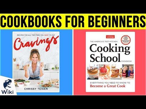 10 Best Cookbooks For Beginners 2019