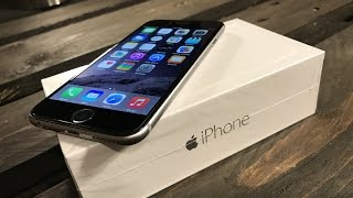 iPhone 6 - Unboxing