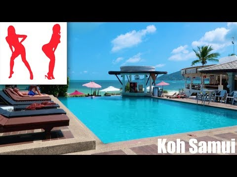 Koh Samui Beach Resort - Girl Friendly!!!