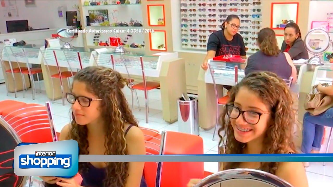 cd79bcbfa5a94 ÓTICAS DINIZ no Interior Shopping - YouTube