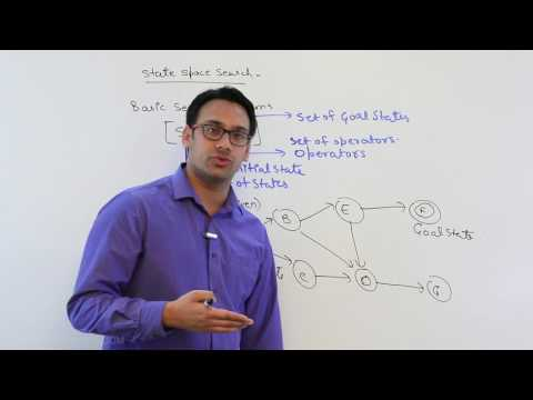 03 State Space Definition ( 4 - Tuples) - Artificial Intelligence UGC NET