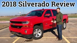 Review: 2018 Chevy Silverado LT Z71