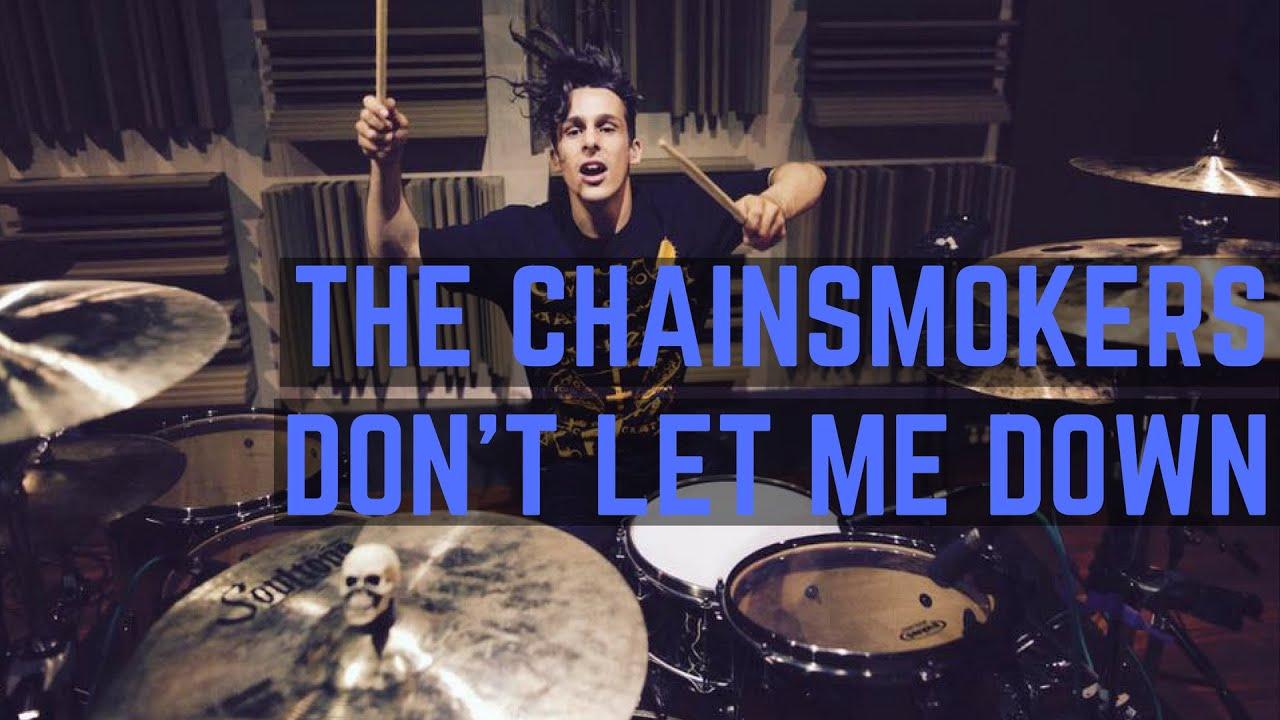 the-chainsmokers-dont-let-me-down-illenium-remix-drum-cover-matt-mcguire