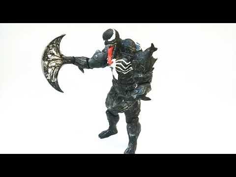 Nueva Figura Venom Movie 26 cms Bootleg...