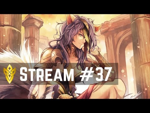【Fire Emblem Heroes】 Tier 20 Arena with New Team! Come Chat and Chill! :D