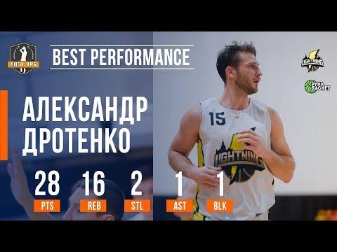23.11.18 Молнии - Руна-баскет FULL HIGHLIGHTS (Лига АРБ сезон 18/19)
