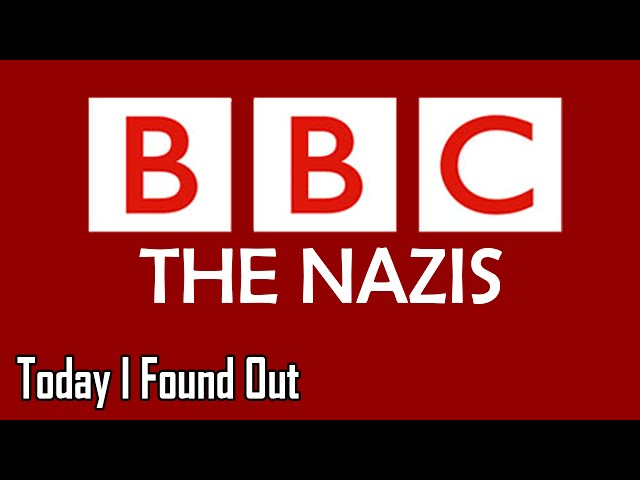The Nazis, The British Accent, and BBC News