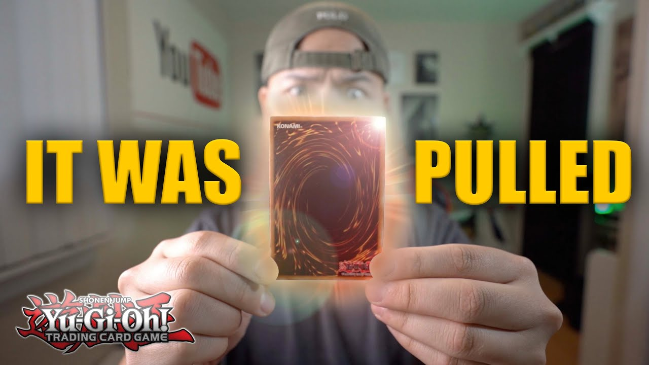 Download *I PULLED THE RAREST YU-GI-OH! CARD EVER!* Opening 1st Edition Pack!