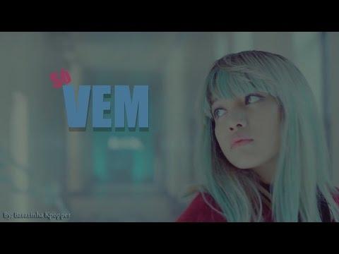[PARÓDIA/REDUBLAGEM] Vem - BlackPink