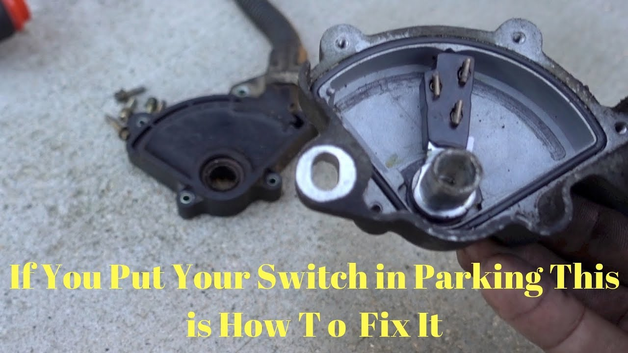 P0706 How To Fix Your Transmission Range Sensor 1998 to 2002 Honda Accord