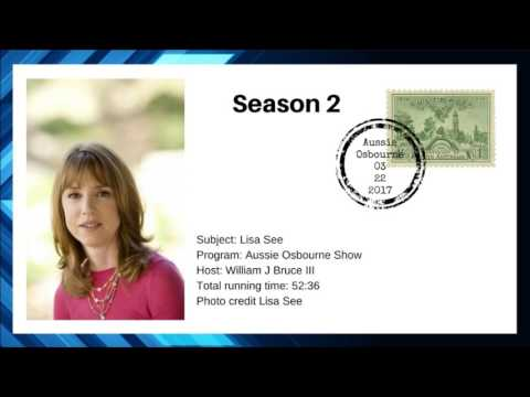 New York Times Bestselling Author Lisa See Interview