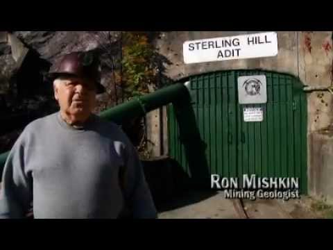 Sterling Hill Mining Museum, Ogdensburg NJ