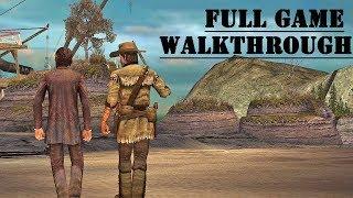 Gun - FULL GAME - Walkthrough - No Commentary