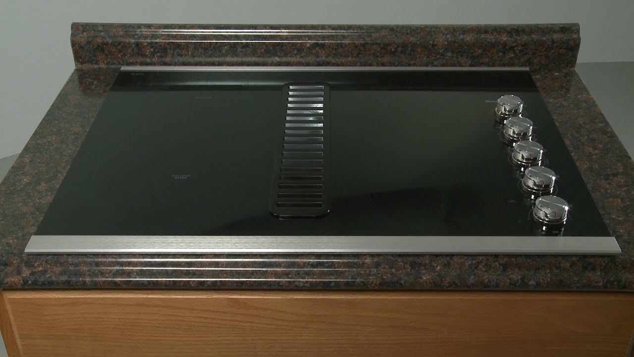 Kitchenaid Electric Downdraft Cooktop Installation Model