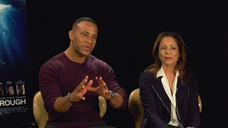 "Interview: DeVon Franklin And Roxann Dawson On Film ""Breakthrough"" 