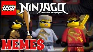 LEGO Ninjago Meme Compilation   Ninjago Cracks