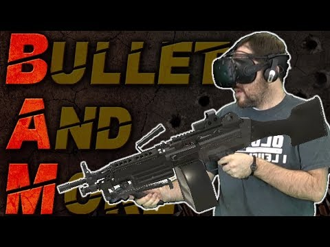 ALMOST VR CALL OF DUTY | Bullets And More - HTC Vive