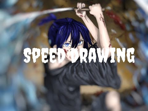 speed drawing //