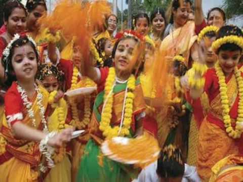 Jai Mata Di ..Rang Barse Darbar Maiya Ji Tere Rang Barse (awesome)