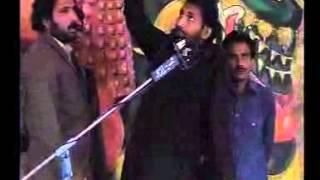 Zakir Habib Raza yadgar majlis 2013 with new qasida
