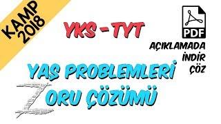 Yaş Problemleri Zoru Çözümü | Kamp2018